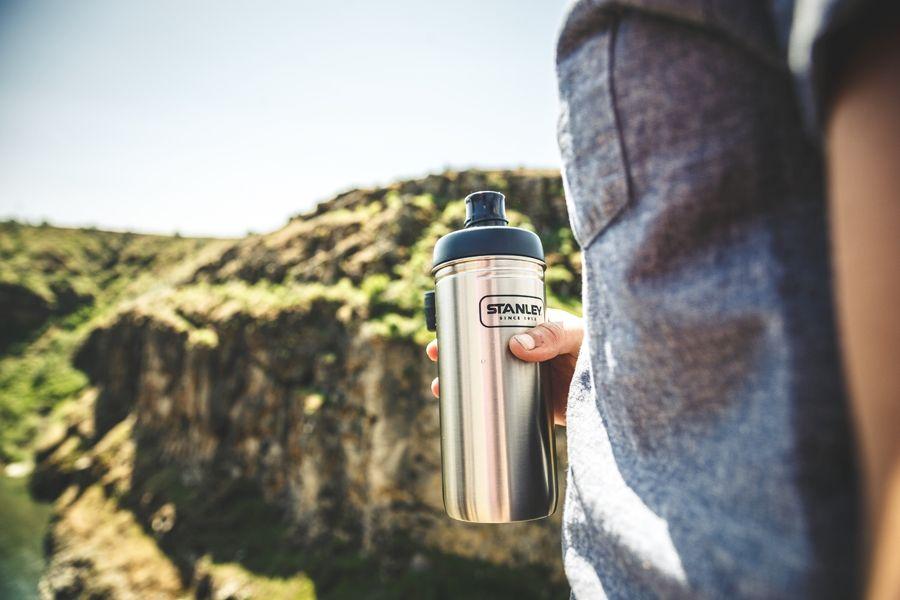 Adventure - Steel Water Bottle