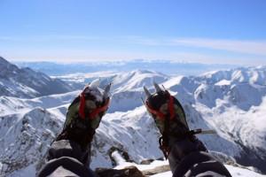 Kalnai kalnai, kas jūsų grožį apsakyti gali?..