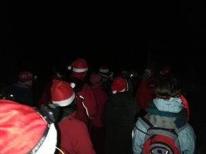 Raudonos kepurytės, ciklopo švieselės juda pirmyn