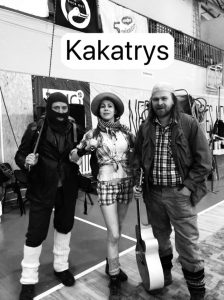 "KK komanda ""Kakatrys"""