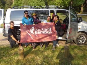 Šauniausia pasaulyje Kertam Kampą Palaikymo Komanda – KKPK