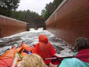 Augustavo kanalų šliuzai
