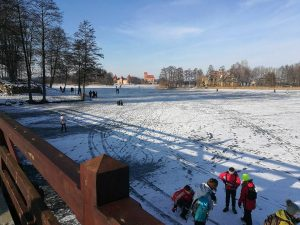 Ledo tyrinėjimai