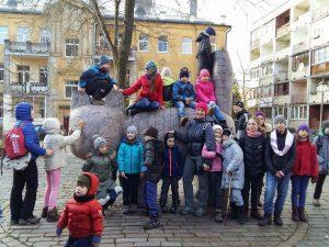 Lapkritis. Vilnius
