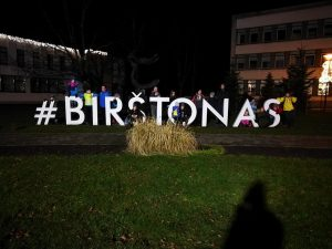 Mes tikrai buvome Birštone :)
