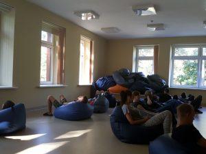 Kas rytą – prieš išeinant į gamtą – meditacija: susitarimas pačiam su savimi