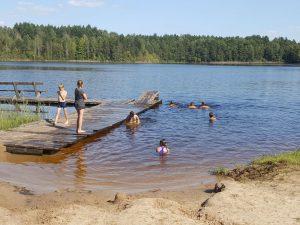 Kastinio ežero malonumai