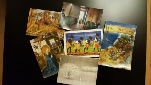 Pirmieji pašto dėžutę pasiekė atvirlaiškiai iš Kauno ir Vilniaus, Kubos ir Izraelio, Ugandos ir Malio