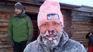 Sniego ir šalčio buvo į valias