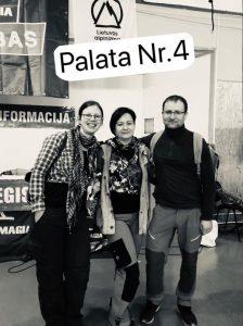 """KK komanda """"Palata Nr.4"""""""