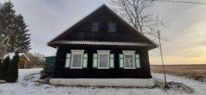 Buvusi pradinė Bobėnų mokykla