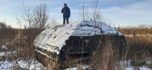 I pasaulinio karo bunkeris