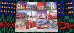Linkėjimai iš Londono